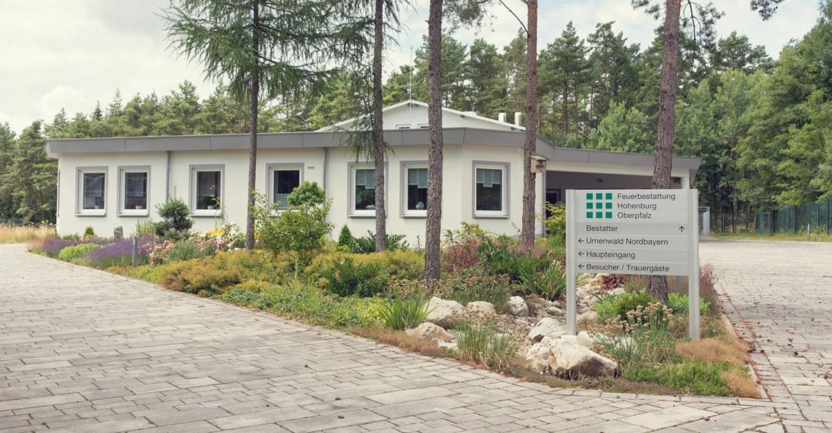 Krematorium Hohenburg